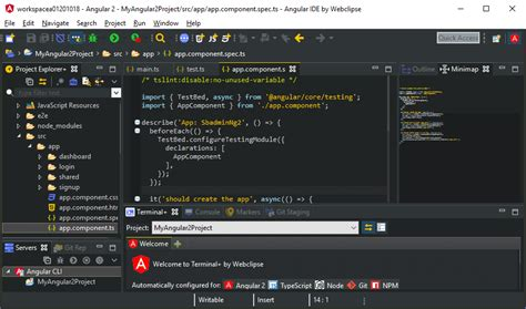 eclipse theme complete darkest dark theme for eclipse genuitec