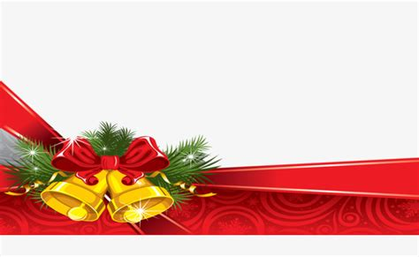 design background natal christmas elements christmas background bell png image