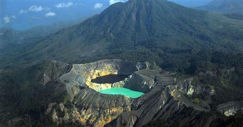 lima gunung paling angker di indonesia info seputar misteri lima gunung paling cantik di indonesia yang cocok untuk