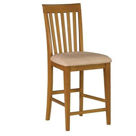 atlantic bar stools atlantic furniture mission 25 5 quot counter stool in caramel latte set of 2 ad771207