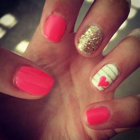 shellac pattern nails shellac nails pop miss