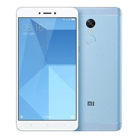 Xiaomi Redmi Note 4x 4 64gb Blue Garansi Distributor global rom xiaomi redmi note 4x 5 5 inch 4gb 64gb