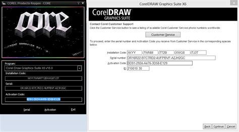 coreldraw x6 terdeteksi bajakan windows tutorial more install dan aktivasi coreldarw