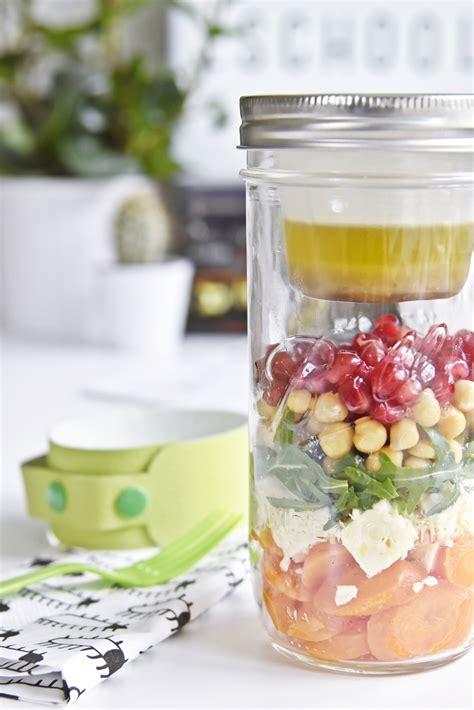 Schiebetür Mit Glas by Praktischer Diy Besteckhalter F 252 R Euren Salat Im Glas
