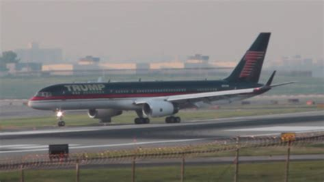 trump s plane new york inside donald trump s new 100m private jet video