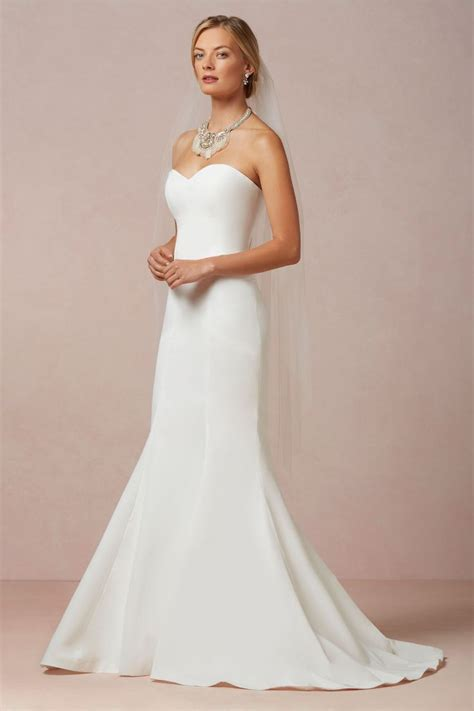 20 simple wedding dresses - Einfache Brautkleider