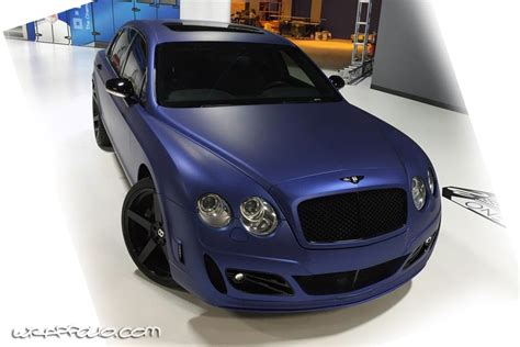 matte blue bentley brilliant blue bentley wrap wrapfolio