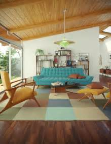 Mid Century Modern Living Room Ideas by Mid Century Modern Furniture Can Work In Any Home