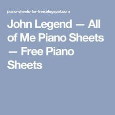 all of me john legend piano cover overhead tutorial piano sheet closer and piano on pinterest