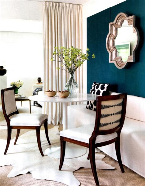 Dining Room Paint Ideas With Chair Rail Banquette Seating Gretha Scholtz