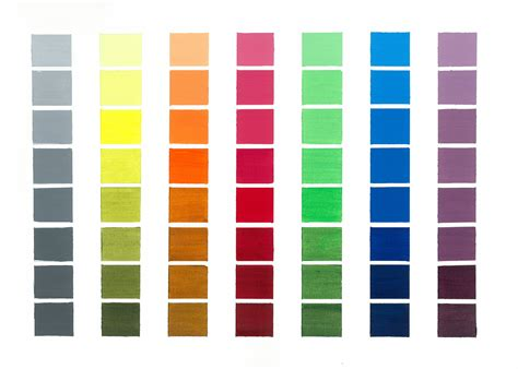 color shade color is a powerful tool for interior design ktj design co