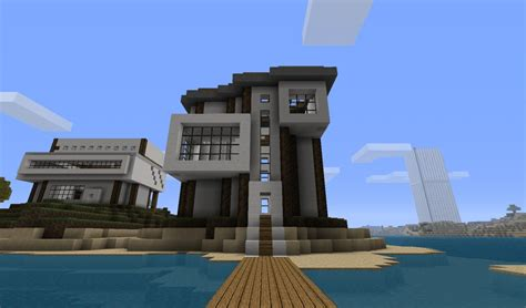 simple house designs minecraft modern house designs minecraft project