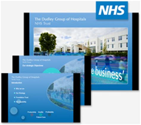 nhs powerpoint template powerpoint presentations corporate presentations