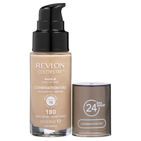Base Makeup Revlon revlon colorstay makeup foundation for combination