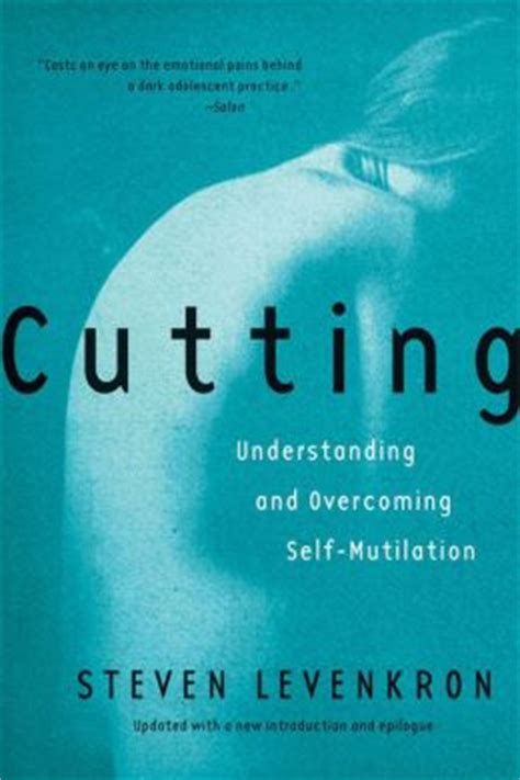 corset cutting and revisededition books cutting understanding and overcoming self mutilation by