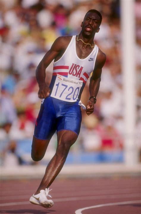 michael johnson michael johnson photo 100 greatest u s olympians