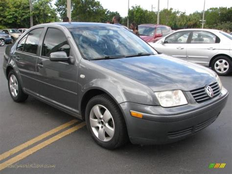 grey volkswagen jetta 2003 2003 volkswagen jetta gls sedan in platinum grey metallic