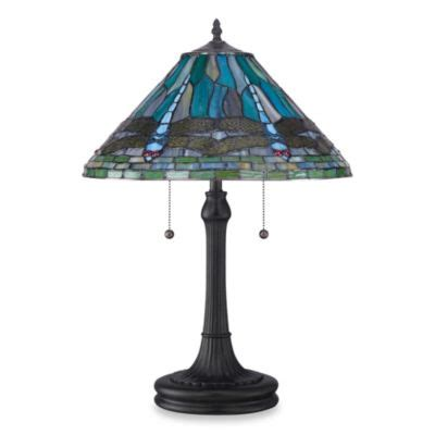 quoizel kami tiffany style table l buy quoizel tiffany table l from bed bath beyond