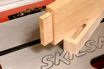 dado cut table saw how to cut tenons with dado set table saw woodworking