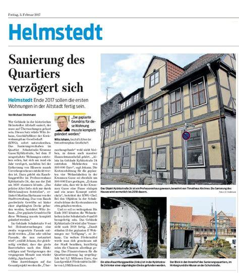 helmstedt wohnungen pressespiegel kreis wohnungsbaugesellschaft helmstedt
