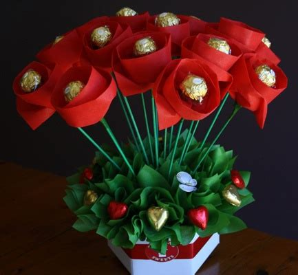 valentines flowers brisbane make bouquet chocolate bouquets brisbane edible