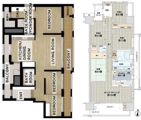 japanese apartment layout seoul and the apartment complex ii form follows function