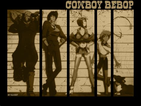 cowboy bebop my anime review quot cowboy bebop quot an anime rollercoasterwe eat