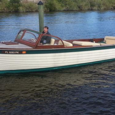 rare chris craft boats rare 1959 26 chris craft sea skiff 1959 for sale for