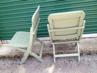 Vintage Homecrest Patio Furniture by Vintage Mid Century Homecrest Patio Set 6 Swivel Rocker