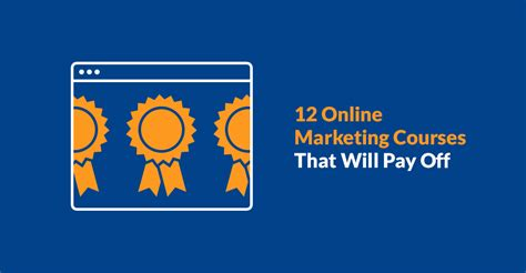 Courses On Marketing by 12 Awesome Marketing Courses That Will Pay