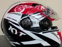 Sale Kyt Rc Seven 7 Solid Helm Motor Murah Original Hrg Helm Cross Kuda Besi Helm