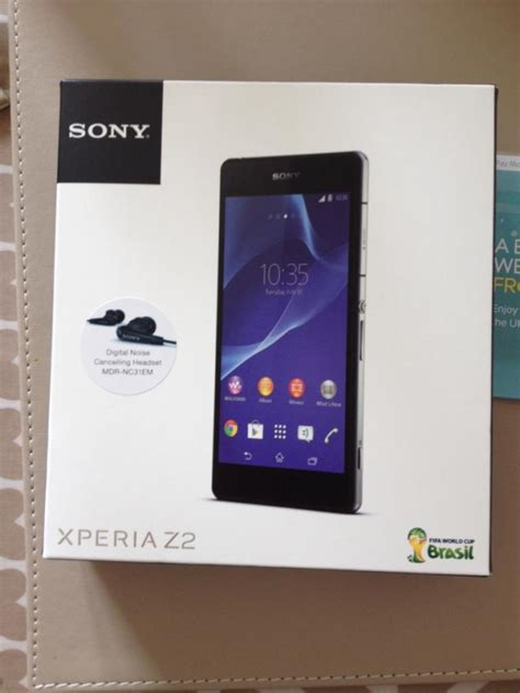 xperia z2 xperia z2 orders start shipping in the uk xperia