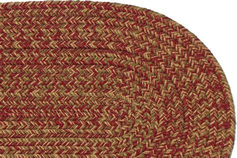 charles blend new braided rug