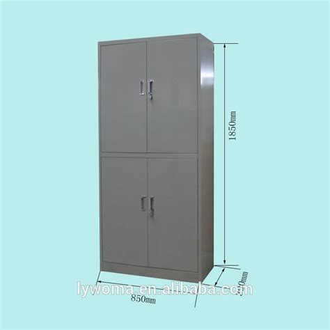 Simple Design 4 Compartment Godrej Cupboard Models With