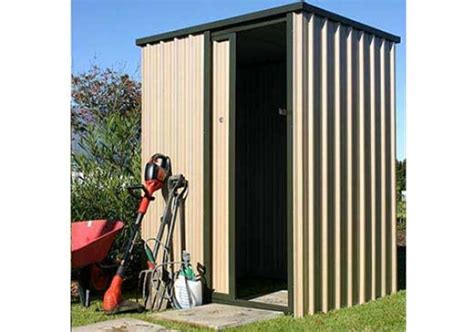Slimline Shed by Garden Sheds Carswell Construction Ltd