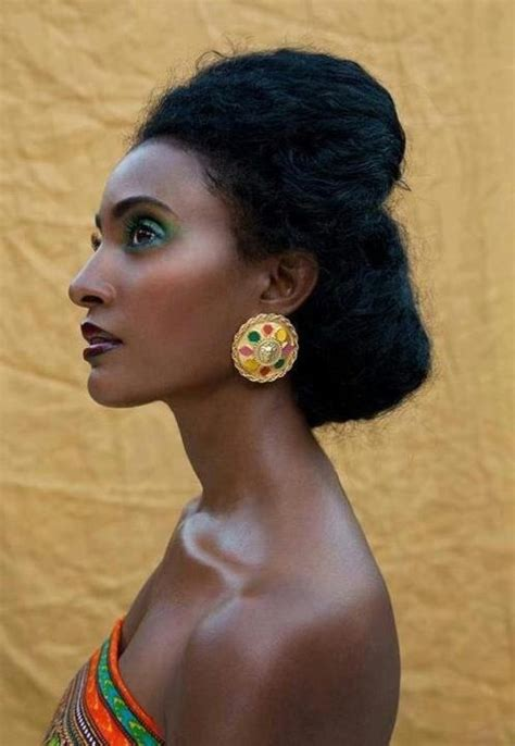 ethiopian soft hair care ethiopian beauty ethiopia love pinterest style