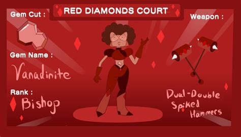 oppisite of red vanadinite red diamond court application by alyonyx on