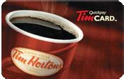check tim hortons gift card balances for canada - Tim Hortons Gift Card Balance Check