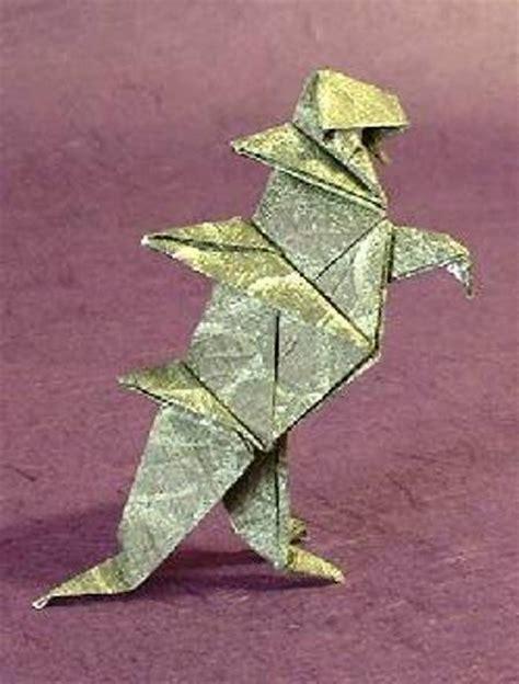 Origami Godzilla - origami godzilla maekawa viva 3d easy to