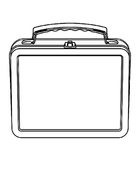 lunch box clipart cliparts galleries