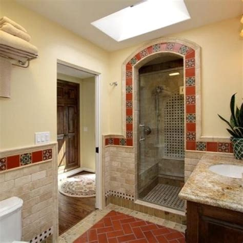 bathtub in spanish pool bath in spanish revival style historic home