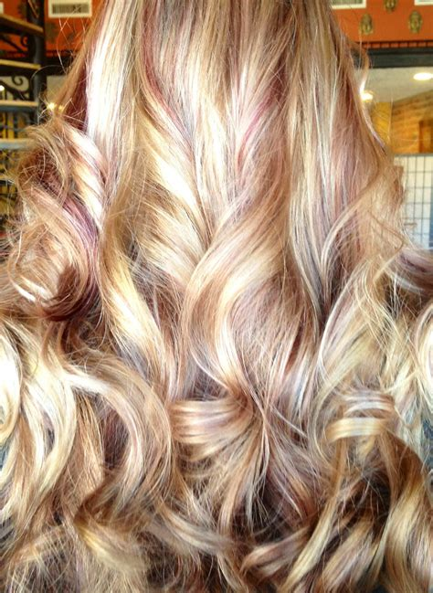 curly hair with lowlights 98 blonde hairstyles ideas ways highlights design