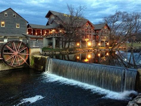 Pigeon Forge, Pigeon Forge, Tennessee   The Old Mill