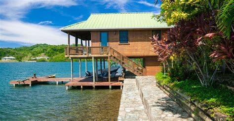 3 bedroom waterfront home with 1 bedroom casita for sale