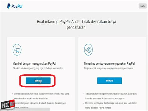 buat akun paypal primer cara mendaftar dan membuat akun paypal blog bisnis