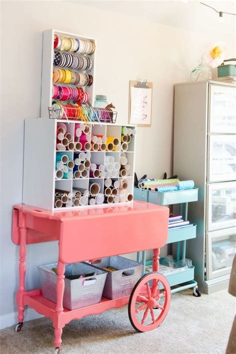 crafts for room 40 ideas to organize your craft room in the best way