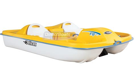 paddle boat pedals pelican fiji pedal boat