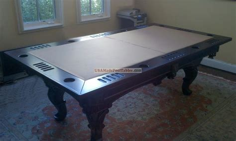 Pool Table Dining Cover 17 Best Images About Room Ideas On Pool Tables Table Covers And Pool Table Top