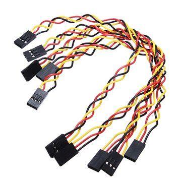 Kabel Jumper Dupont 10 Cm 20 Pin 50pcs 3 pin 20cm 2 54mm jumper kabel dupont wire voor