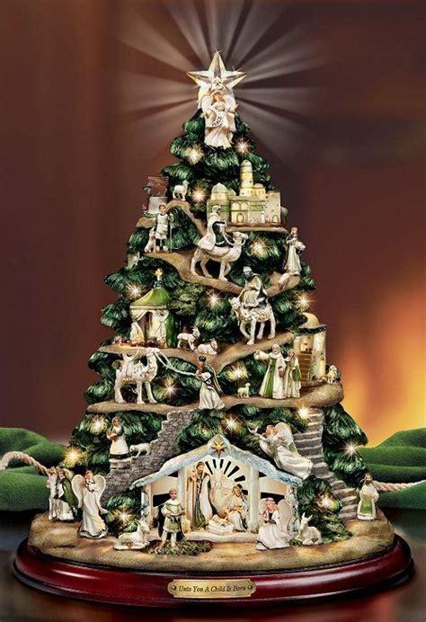 beautiful irish nativity tree      nativity set   house christmas